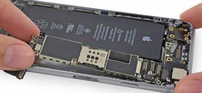 Thay cảm ứng iPhone