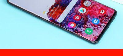 Thay cảm ứng Samsung S20