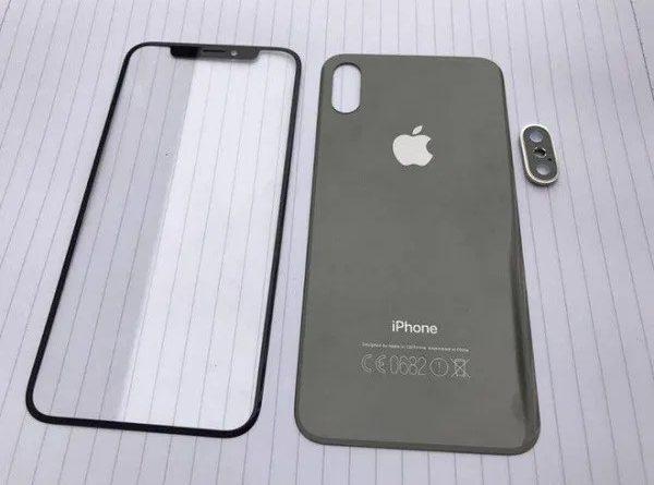 Thay mặt kính iPhone X