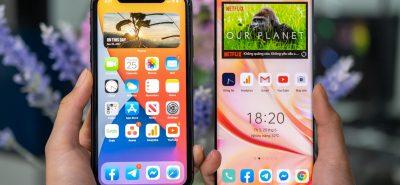 Bật mí ứng dụng mang dấu chấm cam, chấm xanh của iOS 14 lên Android
