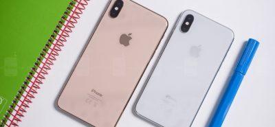 Camera iPhone XS và iPhone XS Max