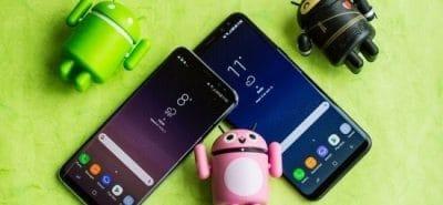 Khắc phục phần mềm điện thoại Samsung gặp lỗi