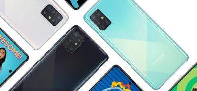 Samsung Galaxy A72 - smartphone với camera chống rung ấn tượng