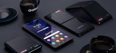 Thiết kế của điện thoại Samsung Z Flip