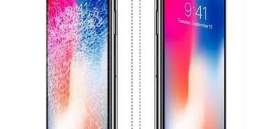 Ép kính iPhone Xs Hà Nội