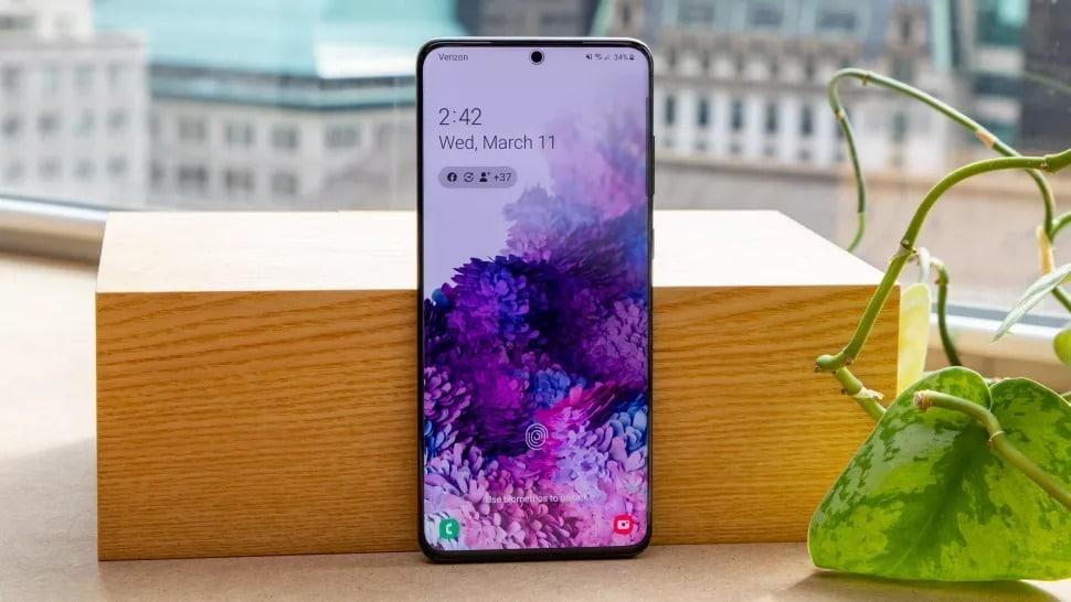 Rò rỉ thông tin Samsung Galaxy S21